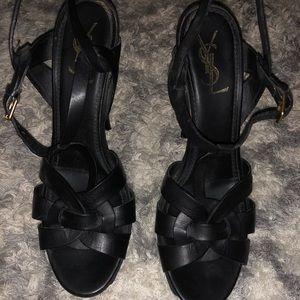 YSL tribute sandals size 41